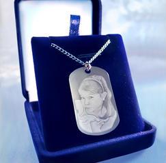Bricka silver