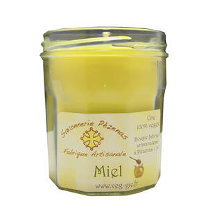 Scented Candles Honey