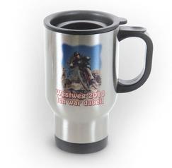 Take away mug stainless steal