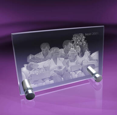 Crystal 150x90x6 mm