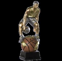 Basket male gold