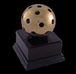 Mässingsboll