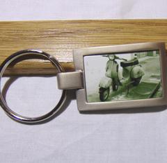 Nyckelring med bild