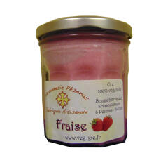 Scented candles Strawberry