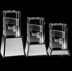 Innebandyspelare i 3D