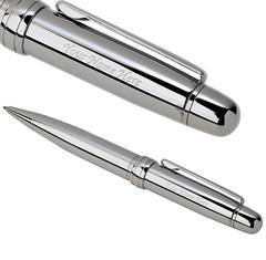 Penna med gravyr